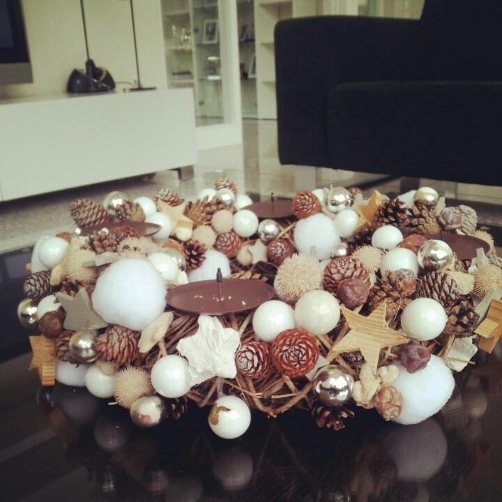 CG accessoires Advent wreath DIY | advent wreath