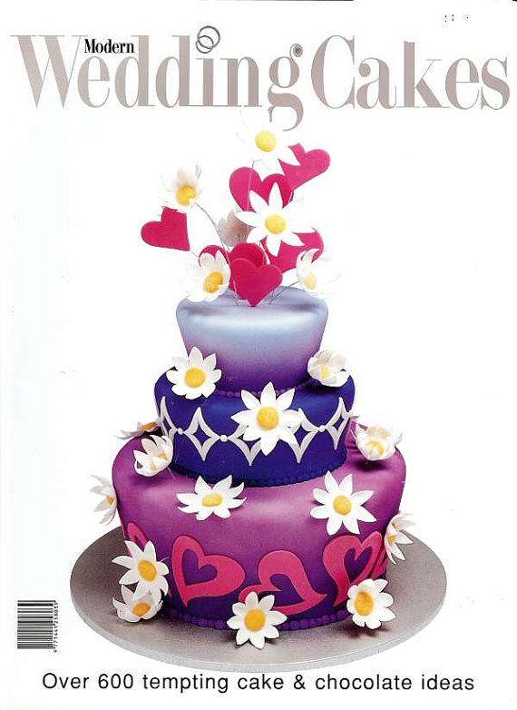 Modern Wedding Cakes & Chocolates Magazine