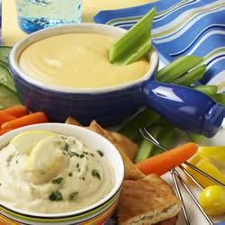 Badgers Cheddar And Ranch Fondue Recipes — Dishmaps