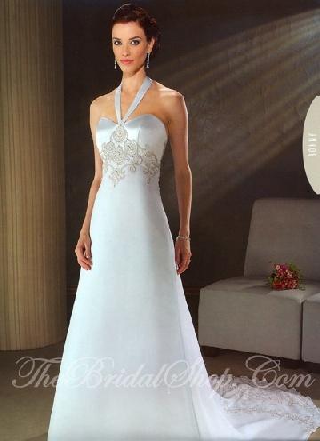 Ice blue wedding gown cincinnati wedding pinterest for Ice blue wedding dress