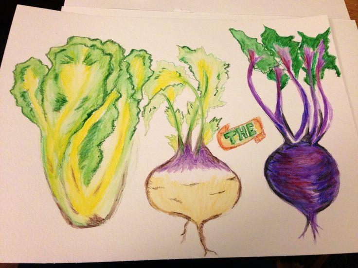 lettuce turnip the beet  -- kitchen artLettuce Turnip The Beet Shirt