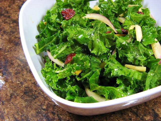 Kale Pepita Salad | Food | Pinterest