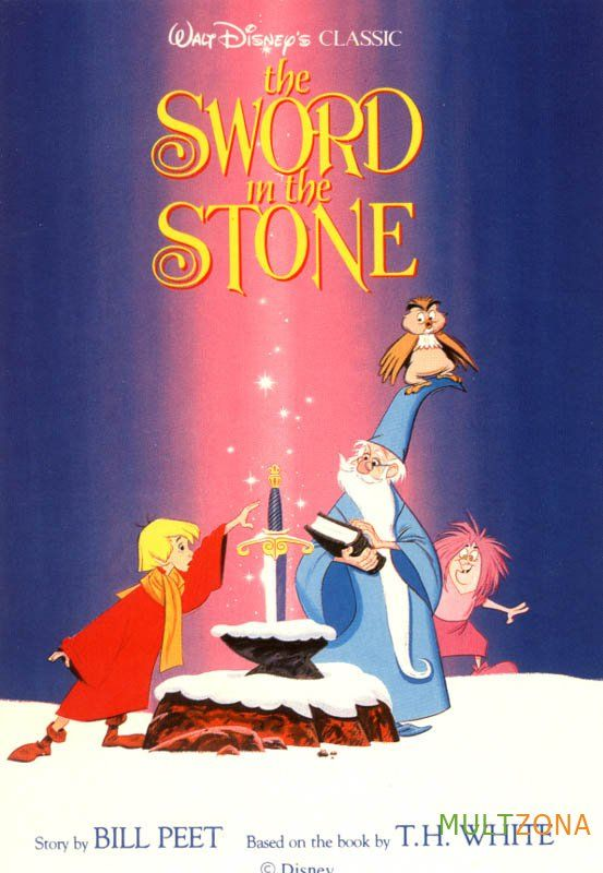 Dinsey's Sword In The Stone (1963) | Magical Disney ...
