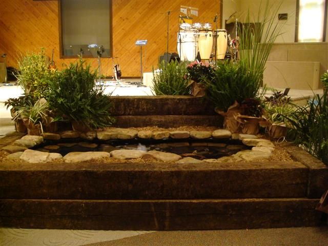 indoor koi pond how does your garden grow pinterest