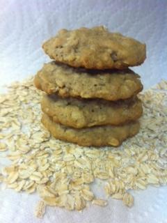 Savory Oatmeal Cookies | Breakfast ~ Cookies | Pinterest