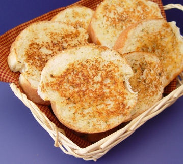 Easy Grilled Garlic Bread & other recipes