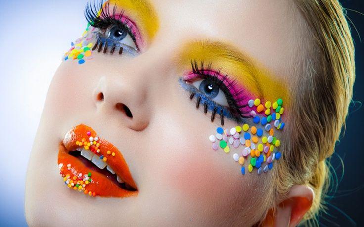 Fantasy candy makeup color royal care cosmetics pinterest