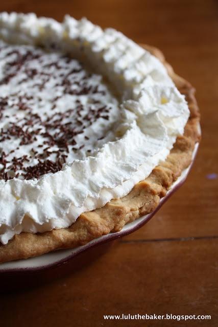 Chocolate Cream Pie | recipes - pies & tarts | Pinterest
