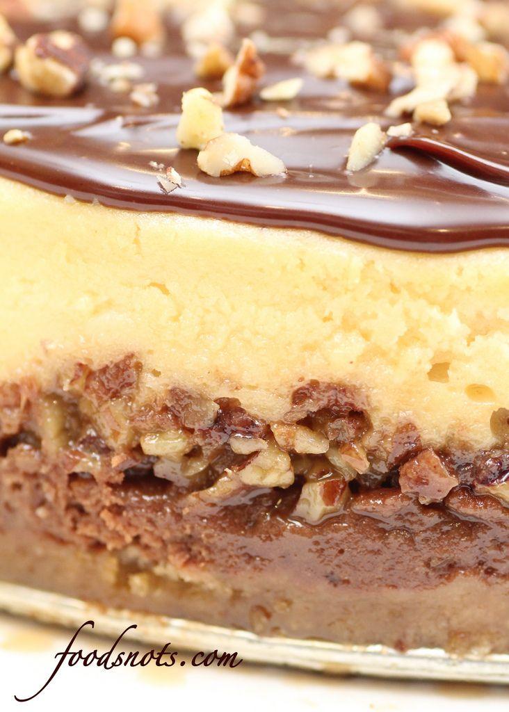 Praline cheesecake | Food, Food, and more FOOD | Pinterest