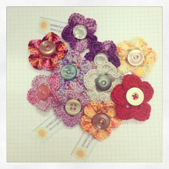 crochet flowers new design