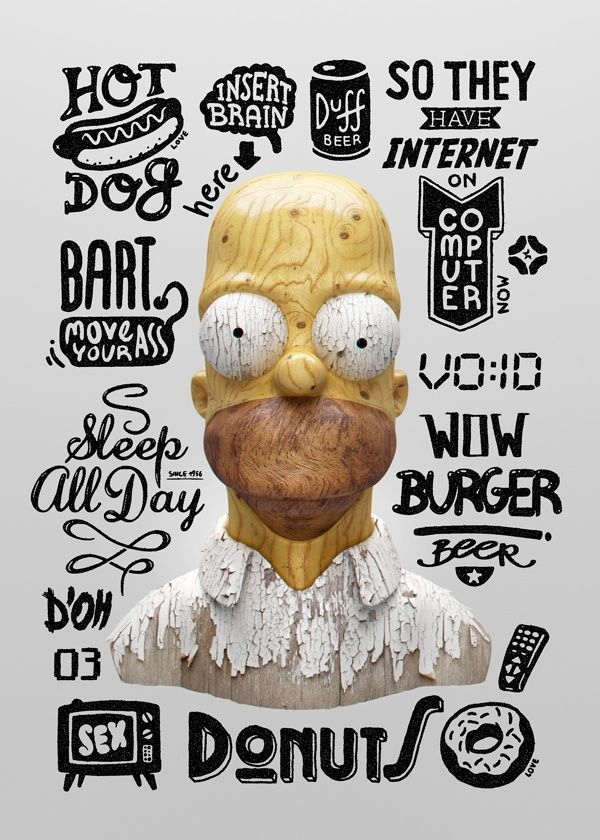 Homer's Thoughts