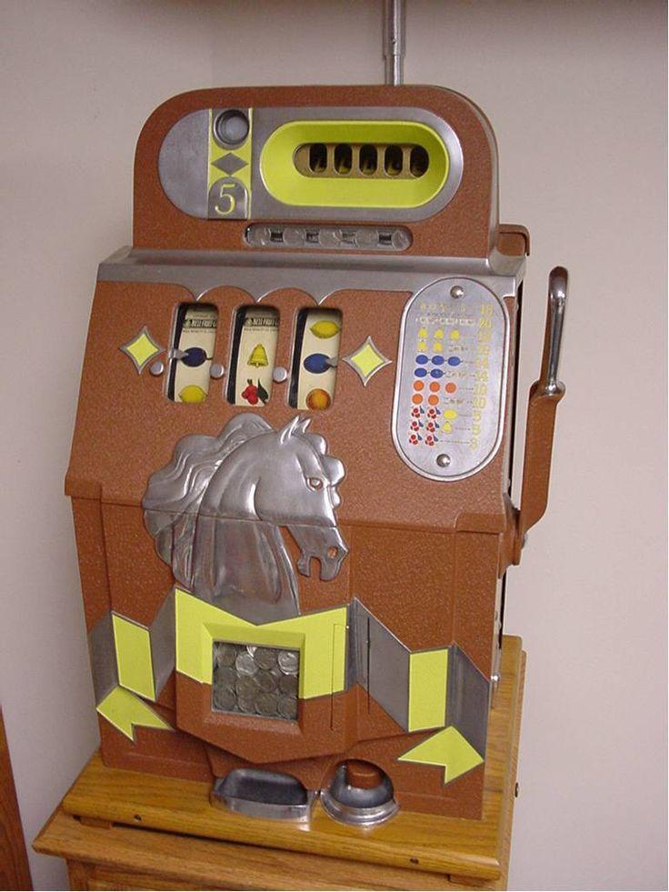 mills horse head slot machine