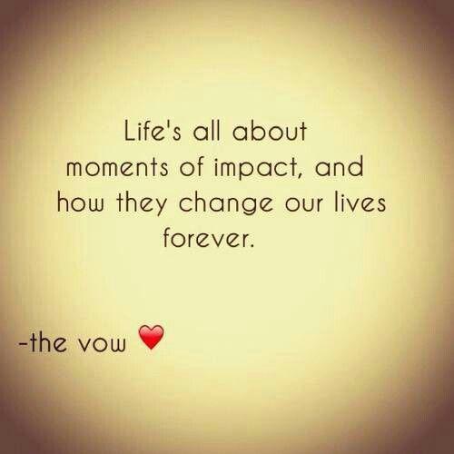 The Vow Quotes. QuotesGram