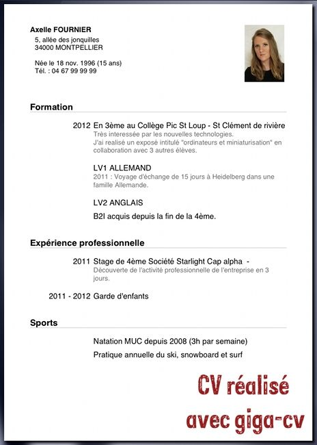 How to Construct a Great French Language Resume