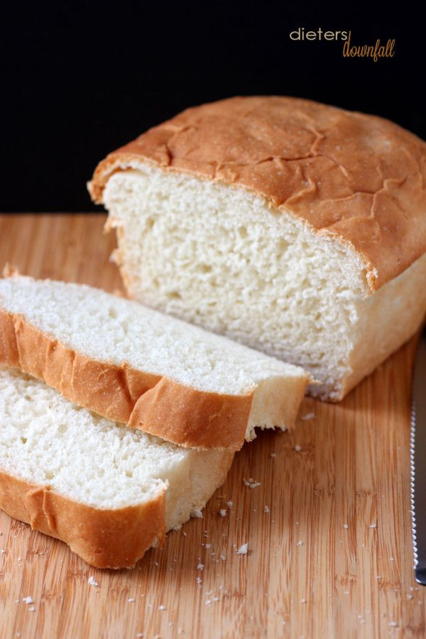 White Bread | Recipe
