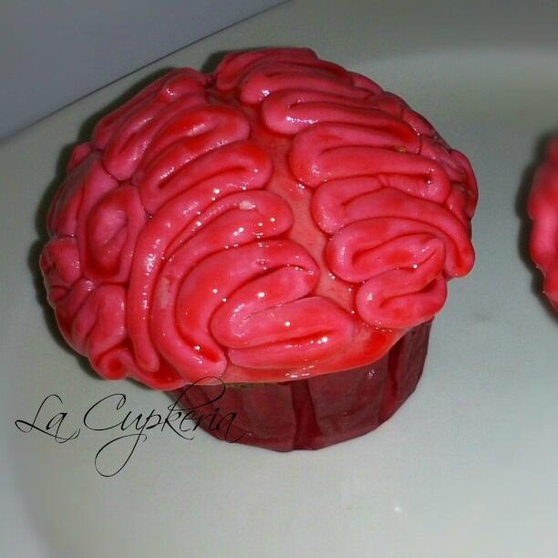 Brain Cupcake | Party Ideas | Pinterest