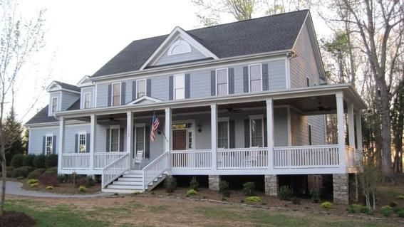 Before and After: 7 Sensational Front Porch Additions » Curbly | DIY ...