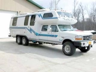 REVCON 4X4 motorhome   1972-1993 Dodge Truck   Pinterest