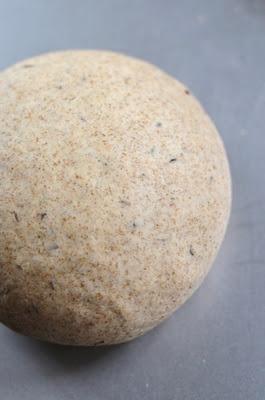 Light Rye Dough