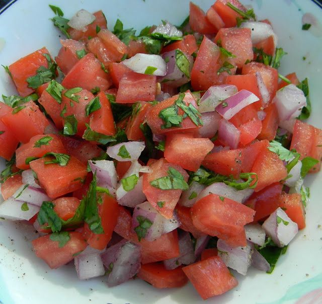 Pico de Gallo | Food | Pinterest