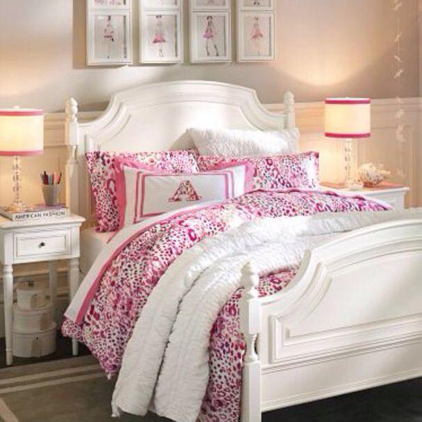 pb teen girls bedroom for the home pinterest