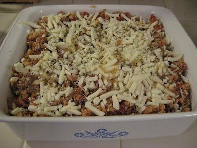 Easy Italian Chicken Bake | Winner Winner Chicken Dinner | Pinterest