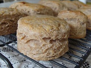 Whole Wheat Flaky Biscuits | Favorite Recipes and all those I want to ...
