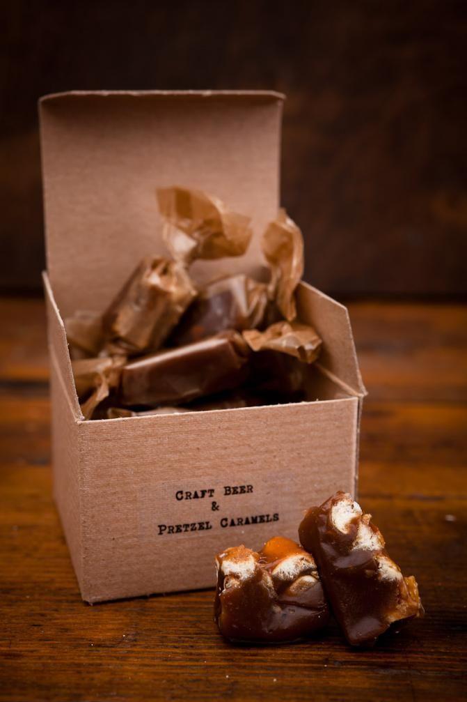 ... Beer & Pretzels Caramels or espresso caramels. on BourbonandBoots.com