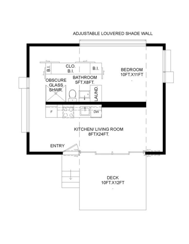 Pinterest for 500 sq ft modular homes