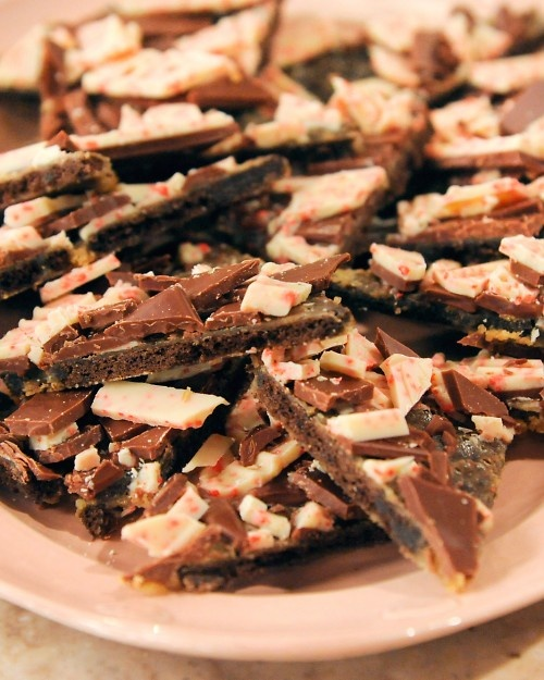 Chocolate-Peppermint Crunch - Martha Stewart Recipes | Favorite ...