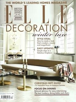 interior design magazine, home decorating magazine, shelter magazine ...
