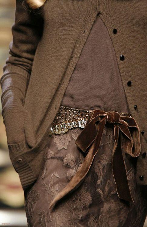 Valentino brown