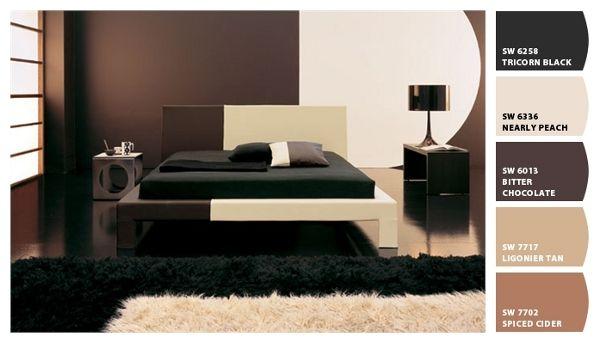 Paleta de colores tierra decoraciones organizaci n for Paleta de colores para interiores