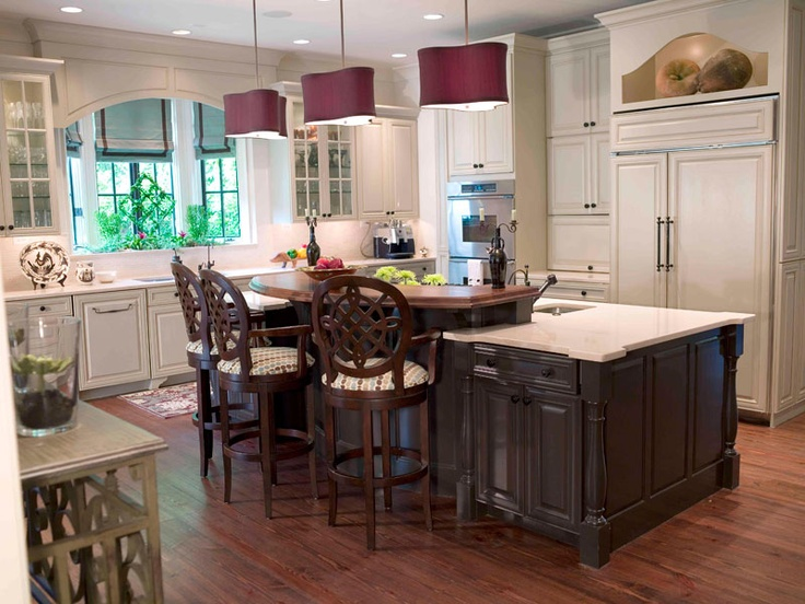 Design amazing kitchen if you re going to do a multi level island