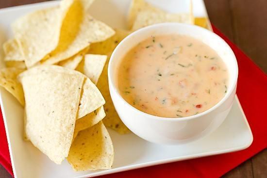 Chili Con Queso Dip | Food | Pinterest
