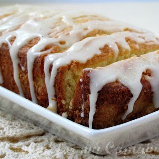 ... my Captain: O Clementine Pound Cake....made with clementine olive oil