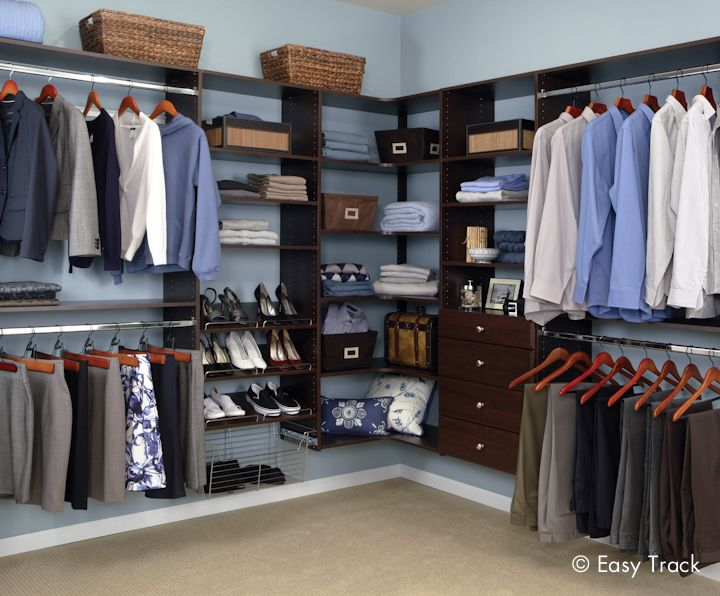 Decosee his and hers closets for His and hers closet