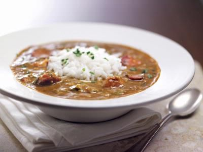 Chicken and Andouille Gumbo | ::Soups:Stews:Chili:Gumbo:: | Pinterest