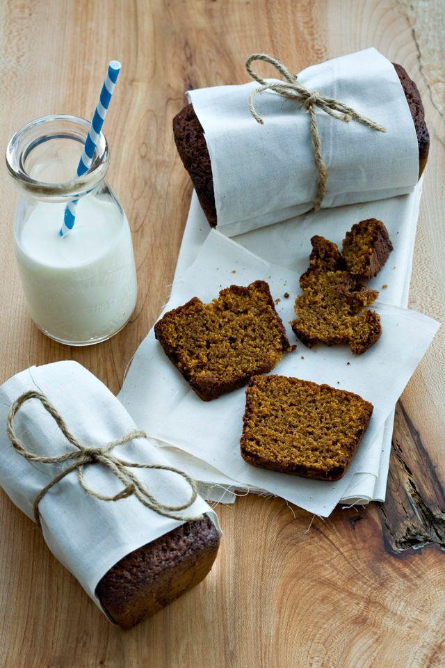 Gingerbread Loaf | Quick Breads | Pinterest