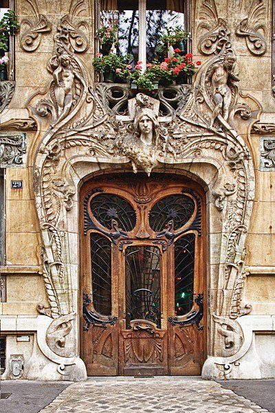 Art Nouveau Decorating Art Nouveau House And Home Pinterest
