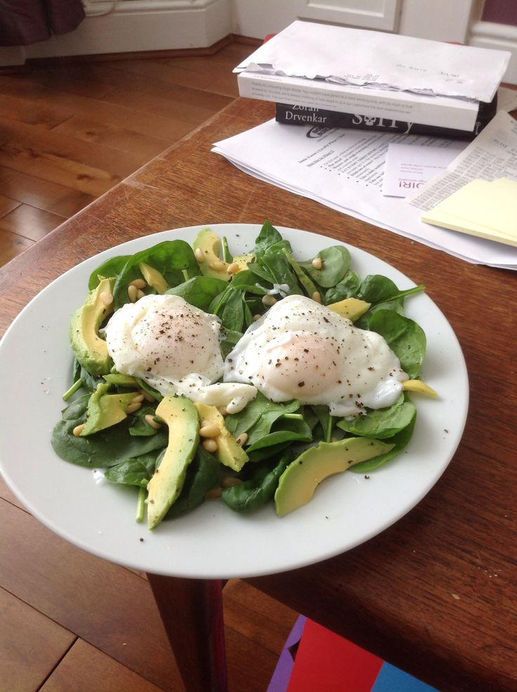 asparagus poached eggs on toast poached eggs with spinach ricotta ...