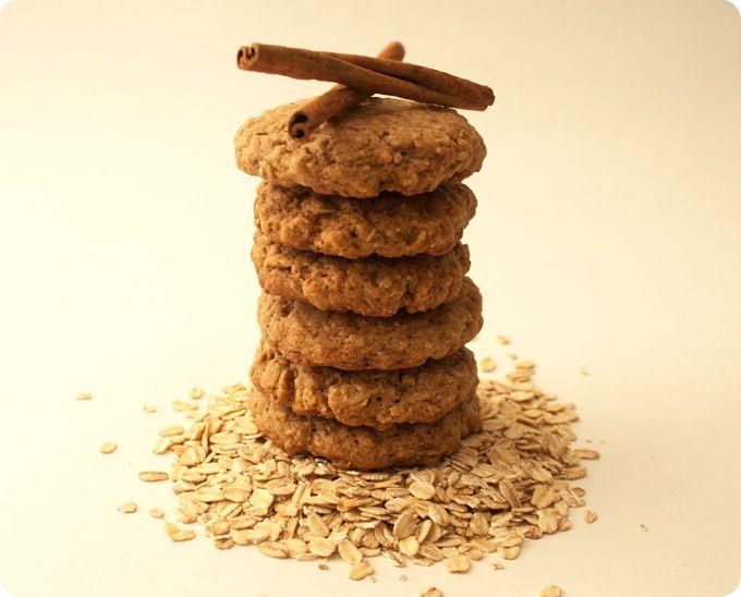 Maple Cinnamon Oatmeal Cookies | Favorite Recipes | Pinterest