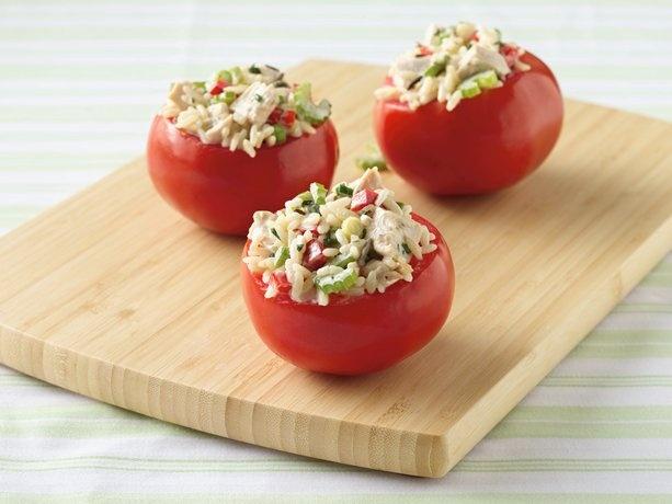 Turkey and Rice Salad | Recipe