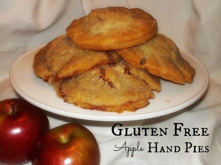 Gluten Free Apple Hand Pies | Gluten free stuffs | Pinterest