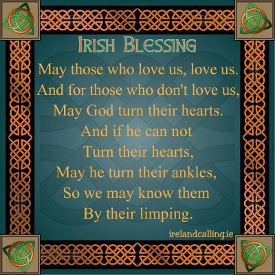 debra holland irish blessing
