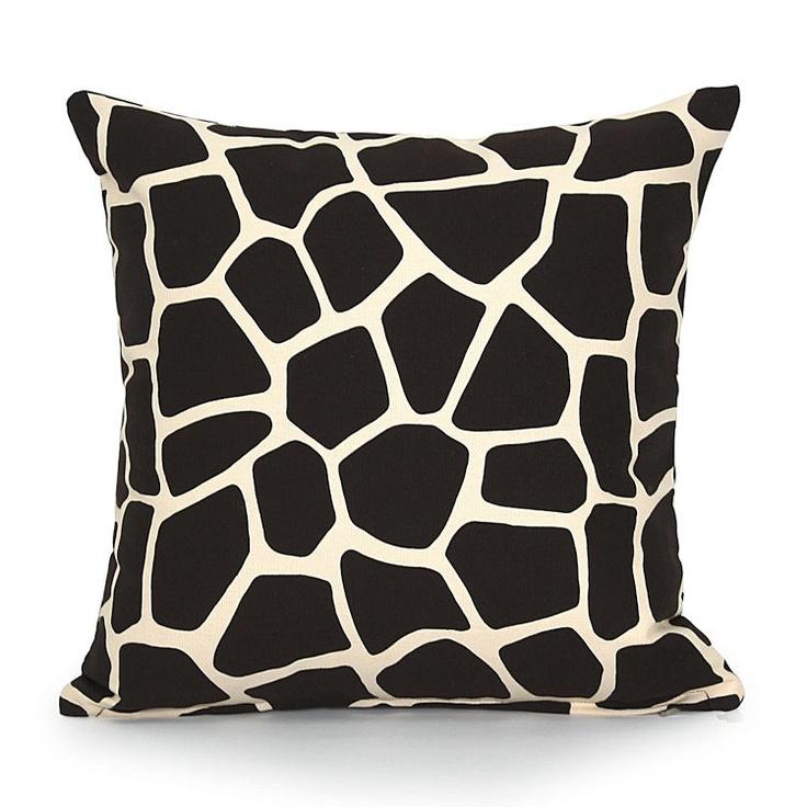 Brown Throw Pillows Etsy : 18