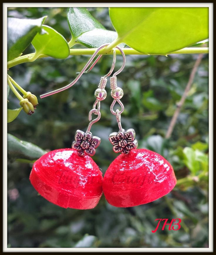 Trupti's Craft: Paper Quilling Jhumkas | Quilling jewelry | Pinterest