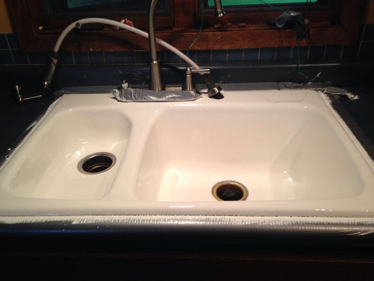 Kitchen Sink Refinishing Porcelain 28 Images Reporcelain Refinish Steel Sinks Stoves And