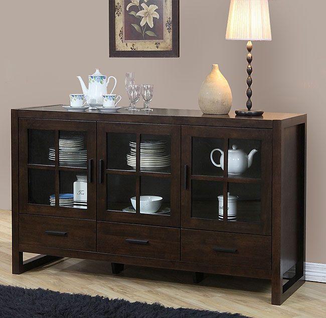 Classic Hartford Brown Wood Finish 3 Drawer Glass Door  : cc07b00305eb5f32a689cafae8f8d832 from pinterest.com size 650 x 635 jpeg 56kB