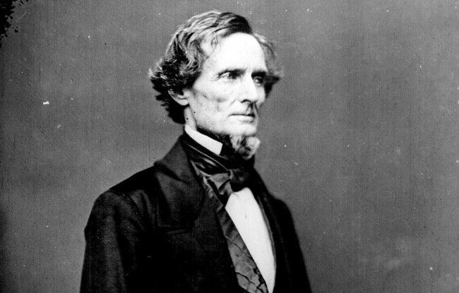 captured jefferson davis civil war